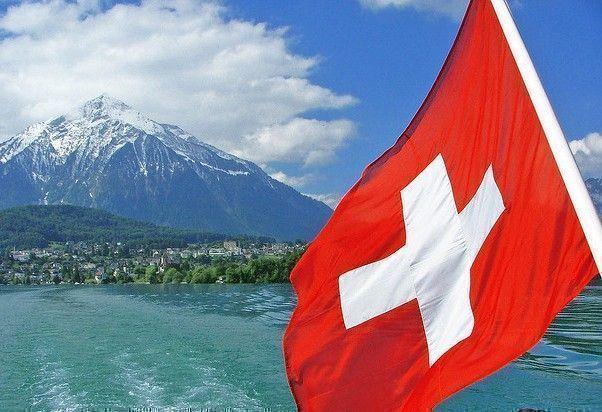 Нацистское приветствие разрешили в Швейцарии