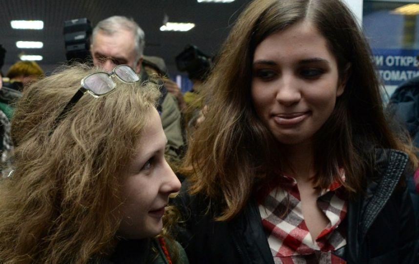 В Сочи задержали Надежду Толоконникову и Марию Алехину