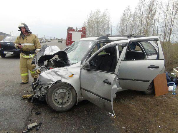 В автокатастрофе в Нижнекамском районе погибла директор колледжа при ИЭУП