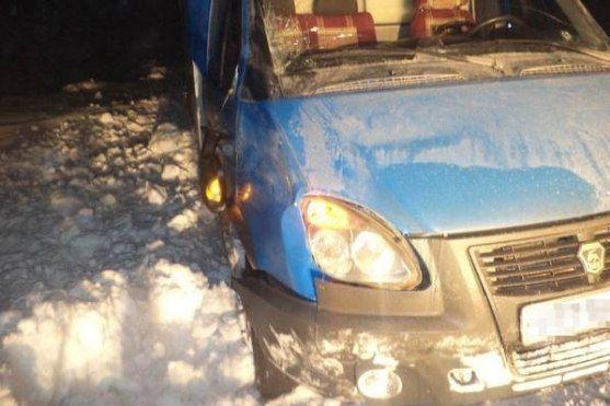 На трассе Альметьевск-Лениногорск «Газель» насмерть сбила человека
