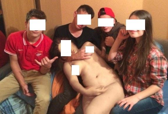 Скандал порно вк фото