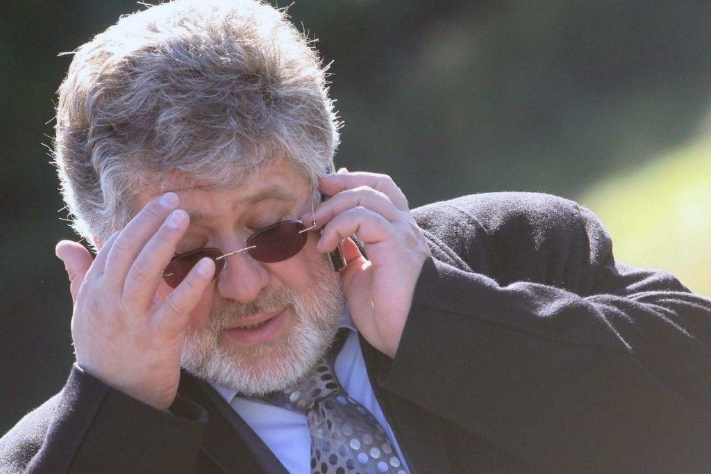 СМИ: олигарх Коломойский снял с себя полномочия губернатора Днепропетровской области и уехал в Женеву