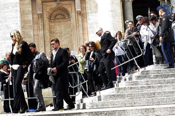 Папа Римский отказался благословить фильм «Ной»