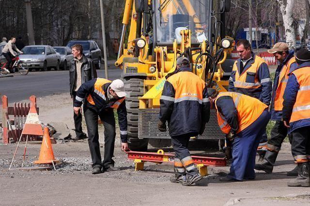 На ремонт дорог в Елабуге выделено 37 млн рублей
