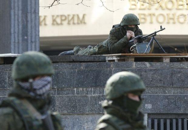 Владимир Путин получил разрешение парламента России ввести войска в Крым