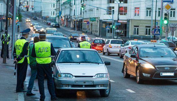 ГИБДД проведет массовую проверку водителей