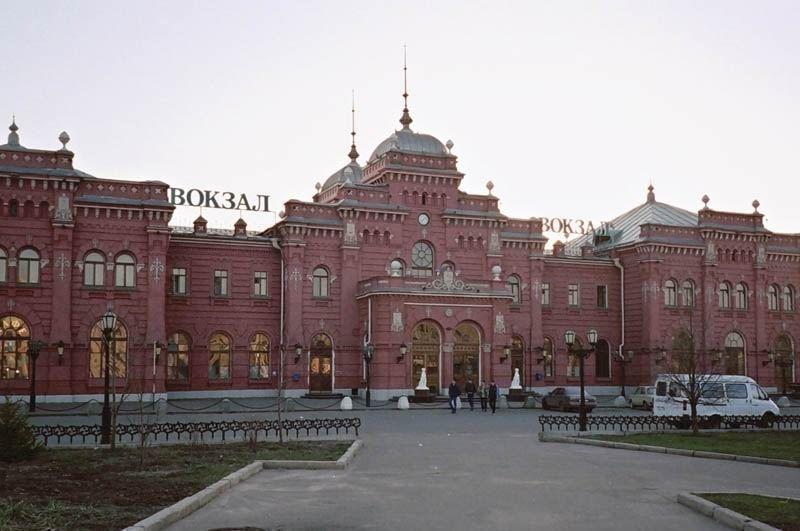 РЖД планирует улучшить имидж казанского вокзала с помощью буккроссинга и необычного газетного киоска