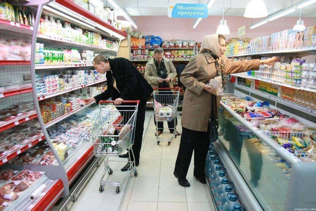 В России инфляция за последнюю неделю составила 0,2%