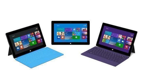 Microsoft представила новый планшет Surface Pro 3