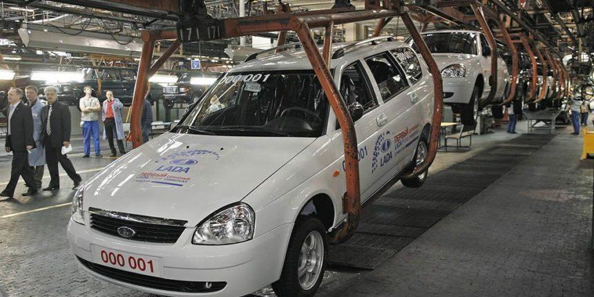 Минпромторг включил в программу утилизации импортные иномарки