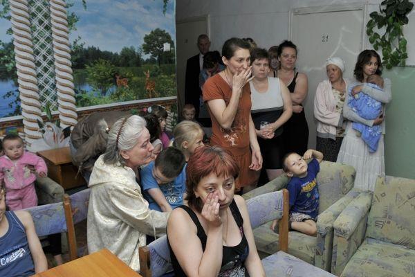 Количество мест для беженцев из Украины в Ростовской области увеличат в 22 раза