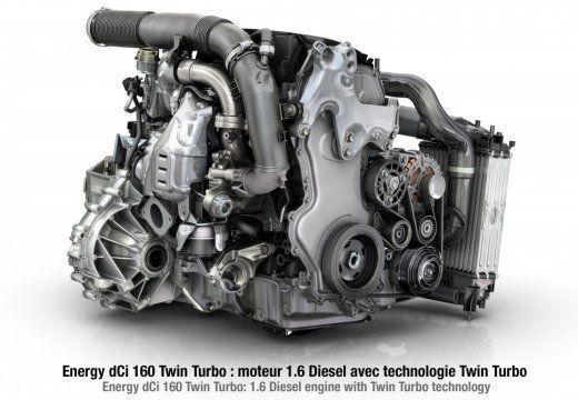 Renault представил новый твин-турбо дизельный мотор