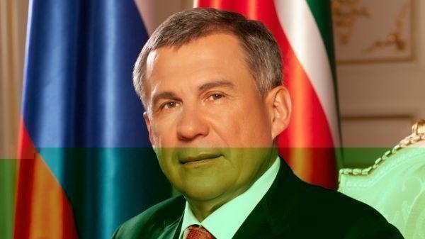 Рустам Минниханов занял первое место в рейтинге эффективности управления в субъектах России