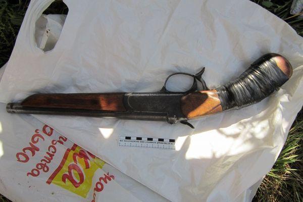 Тайник с оружием был обнаружен в Зеленодольском районе