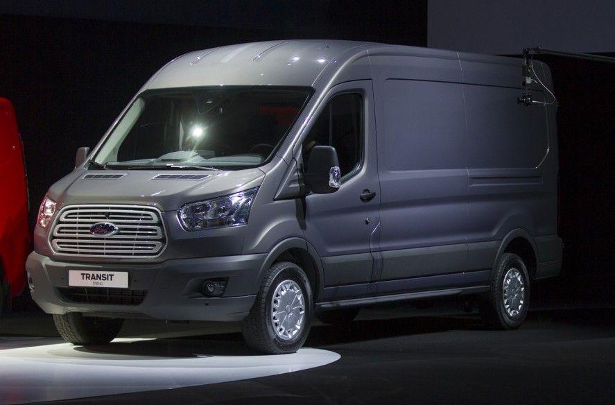Автомобили Ford Transit с лета 2014 года начнут производить в Татарстане на заводе Ford Sollers