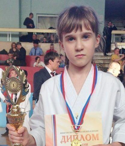 Спортсменка из Набережных Челнов включена в молодежную сборную России по восточно-боевому единоборству