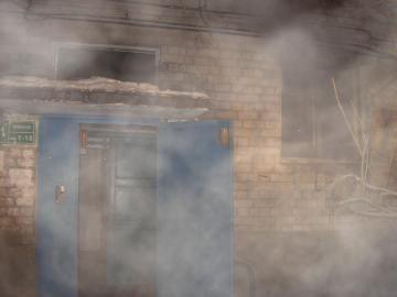 Пожар в Зеленодольске не обошелся без жертв