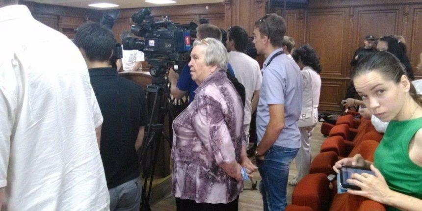 Галиябану Фахруллина получила 7 лет условно за захват заложников