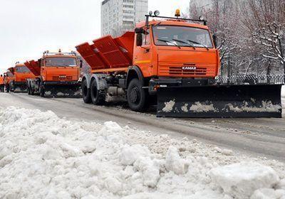 Ямочный ремонт в Набережных Челнах приостановлен из-за снегопада