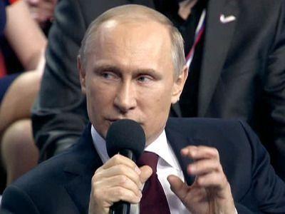 «Яндекс» начинался как проект с западным влиянием – Путин