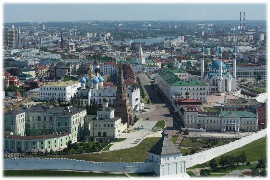 Казань опустилась в рейтинге благоприятных городов для проживания в России
