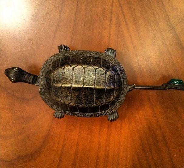 идея украшения черепаха от владхлеб фото изображения при наведении