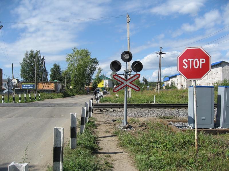 Ремонтные работы на железнодорожных переездах
