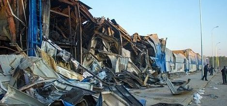 Прокуратура возобновила расследование дела по факту пожара в технополисе «Новая Тура»