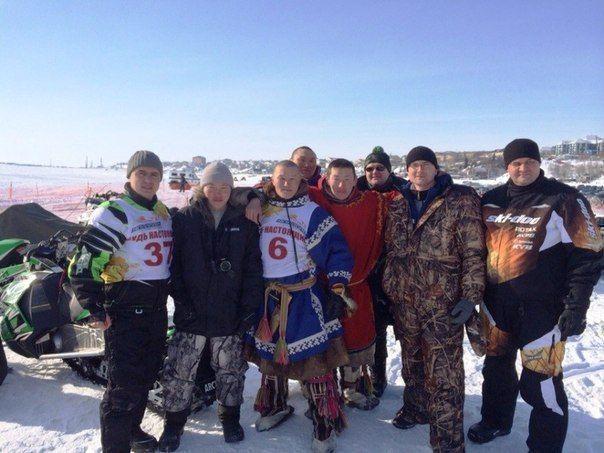 Татарстанцы стали призерами снегоходного марафона