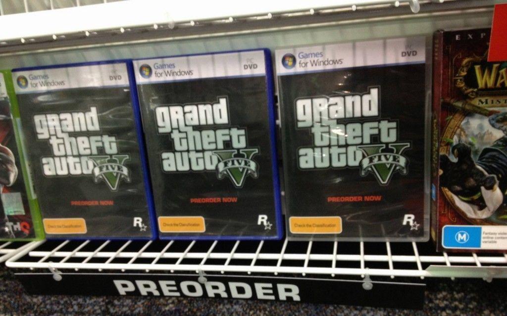 За первый день продажи GTA V составили 800 миллионов долларов