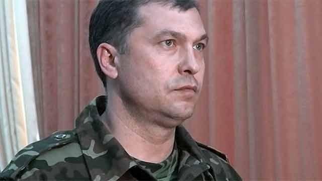 «Народный губернатор» Луганской области: «Первая наша цель - это Киев»
