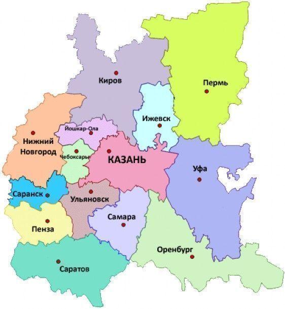 6 татарстанских инвестпроектов попало в список особо значимых проектов Приволжского ФО