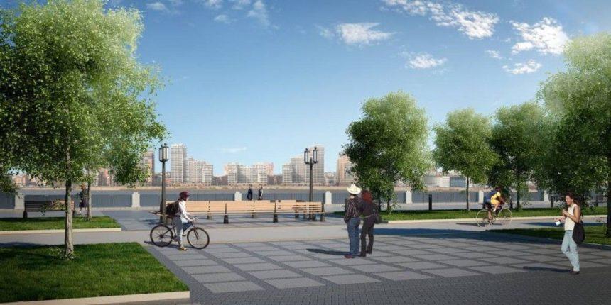 Президент РТ Минниханов выделил 1 млрд рублей на парки и скверы Татарстана
