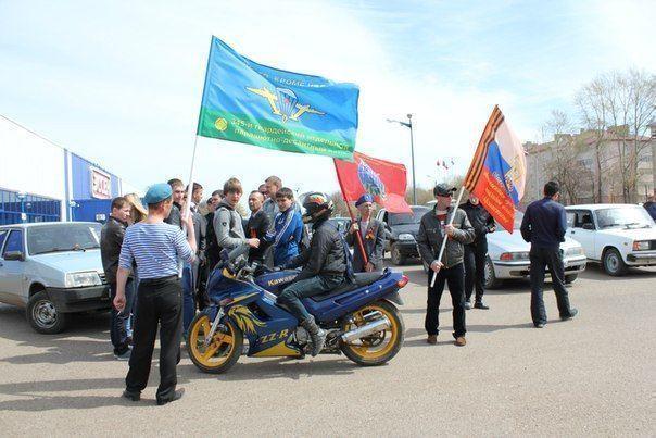 В Чистополе пройдет автопробег в честь Дня Победы