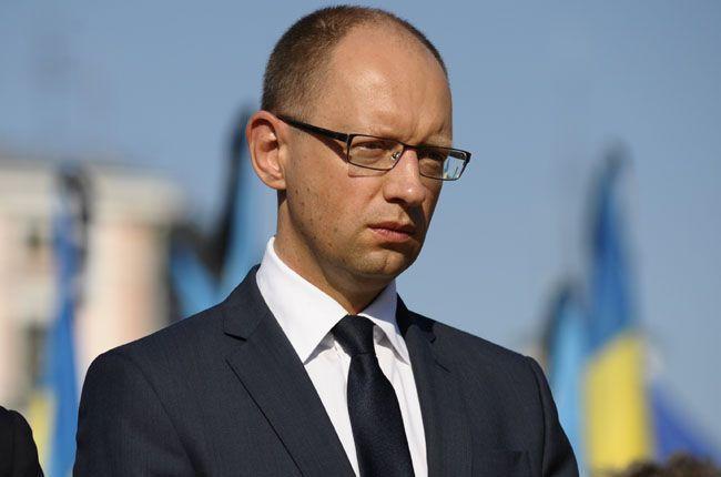 Премьер-министр Украины Арсений Яценюк отправился в Одессу