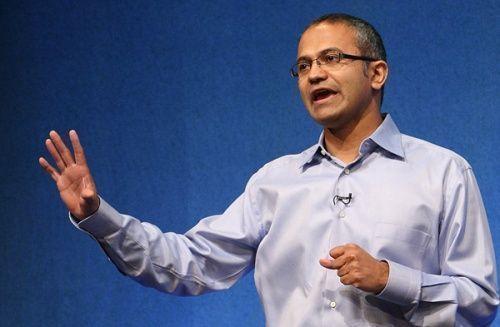 Новый глава Microsoft назначил руководителей трех подразделений