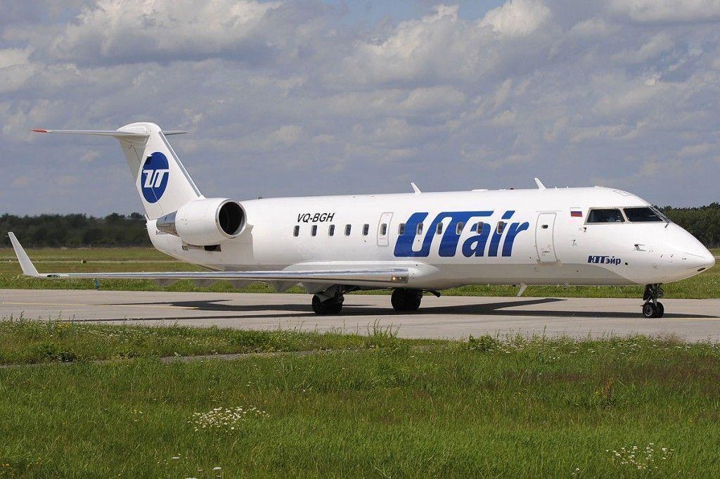 Самолет, летевший в Казань, совершил аварийную посадку в Москве