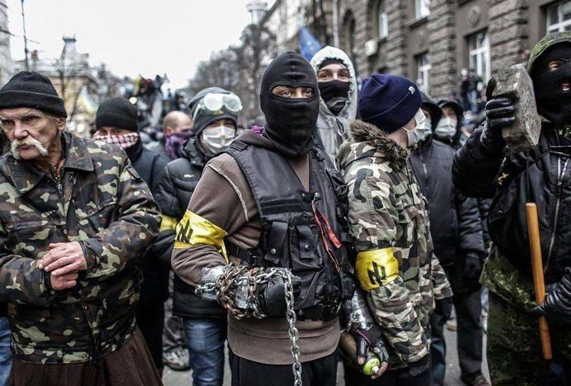Житель Чернигова: тех, кто выступает против бандеровцев, избивают до полусмерти