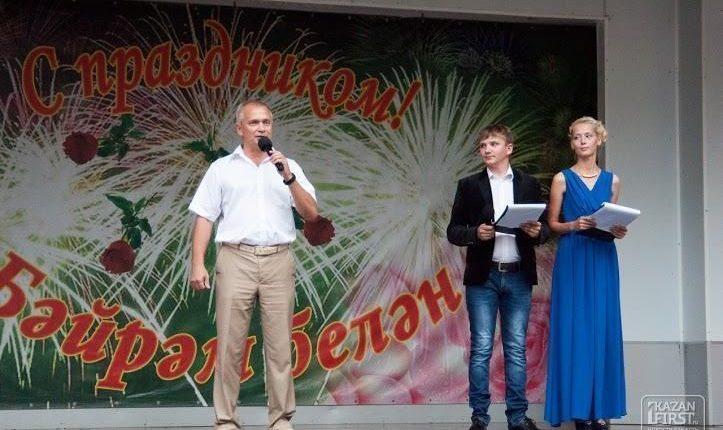 В Чистополе прошел День физкультурника