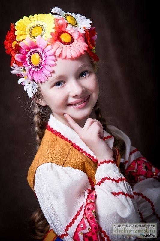 В Челнах выберут «Маленькую Мисс Набережные Челны-2014»
