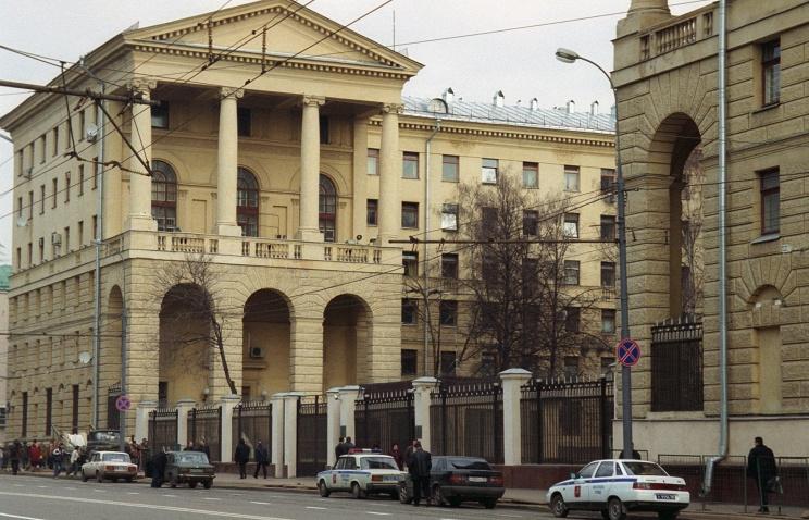 ФСБ проводит обыски в одном из зданий МУРа