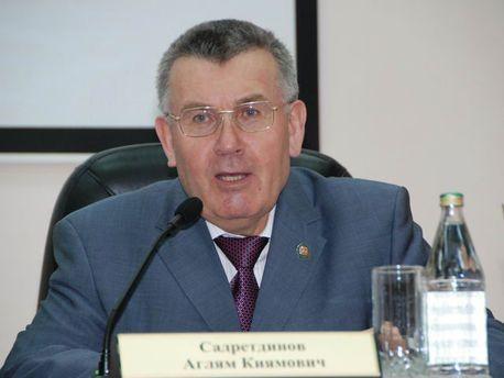 Уголовное дело в отношении экс-министра экологии Татарстана прекращено