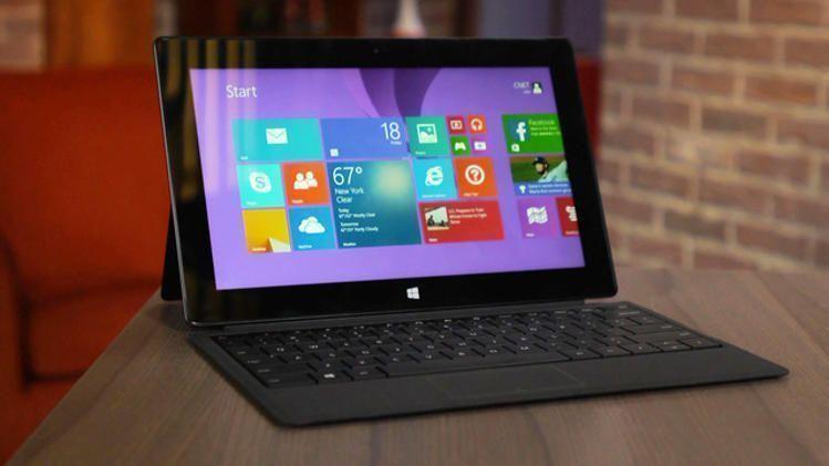 Microsoft представит планшеты Surface Pro третьего поколения