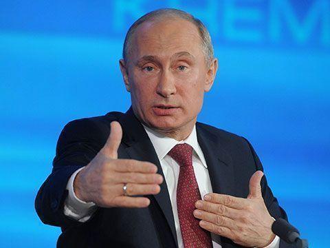 Путин заявил, что губернаторов будут менять, если они допустят нарушения при исполнении долга