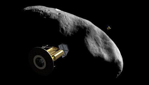 Основатели X-Prize и Google откроют добычу ресурсов на астероидах