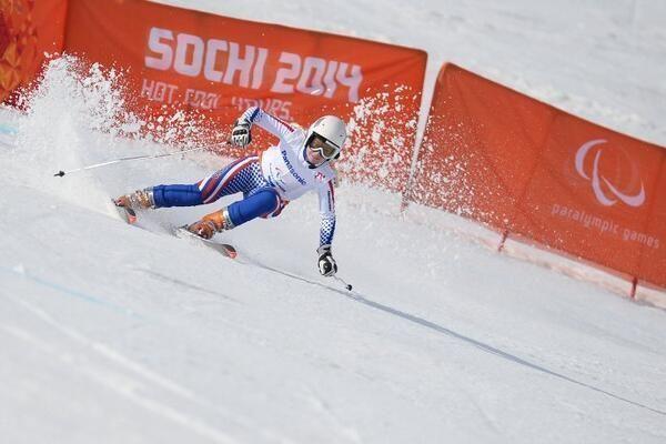Александра Францева принесла России первую медаль Паралимпиады