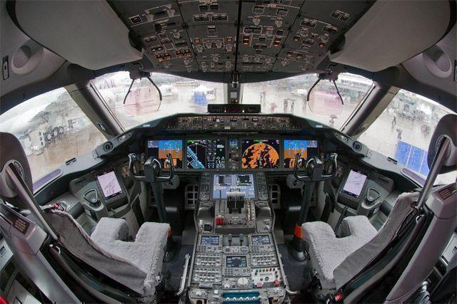 Угонщиком самолёта Boeing 767 оказался второй пилот