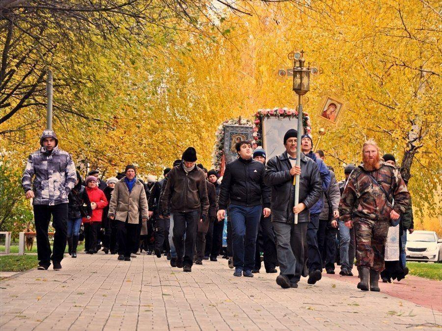 В Нижнекамске пройдет крестный ход
