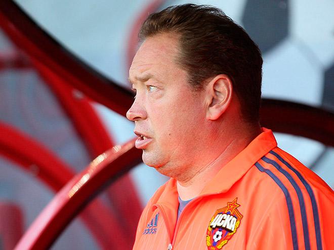 Новым главным тренером сборной России по футболу стал Леонид Слуцкий