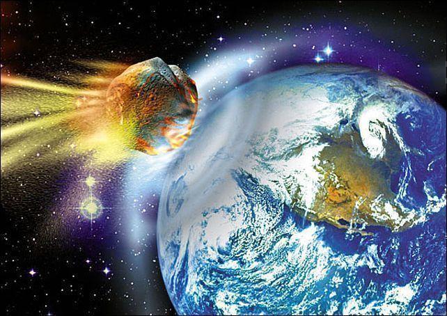 Рекордное сближениезавтра, 19 апреля, мимо земли пролетит потенциально опасный астероид 2014 jo25